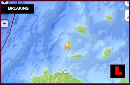 Philippine Earthquake Today