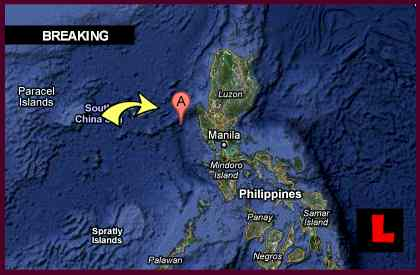 Los angeles lalate a strong philippines earthquake today has