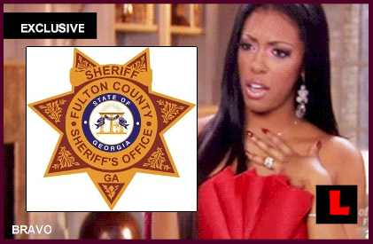 Porsha Stewart Arrest Warrant 2014: Mugshot Photos, Simple Battery Arrest - EXCLUSIVE