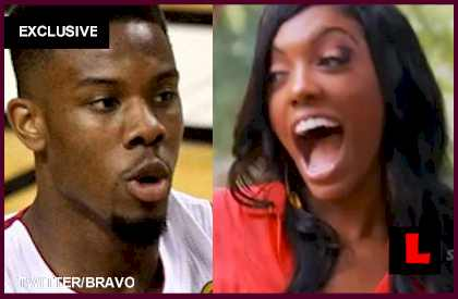 Porsha Stewart Boyfriend 2014, Dating Norris Cole of Miami Heat? EXCLUSIVE