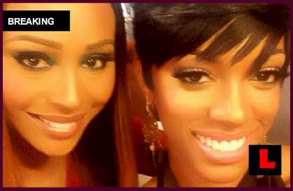 Porsha Stewart Fired from RHOA, Cynthia Bailey Leaving: MediaTakeOut