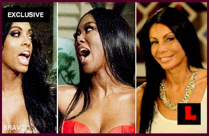 Porsha Stewart, Kenya Moore Fight: Danielle Staub Reacts to RHOA: EXCLUSIVE
