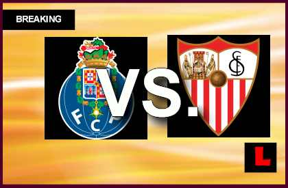 Porto vs Sevilla 2014 Score Prompts UEFA Europa League Leg 1 Results live score results today soccer