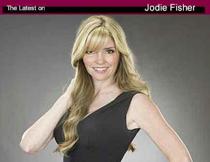 jodie fisher mark hurd photos