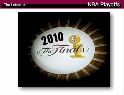 NBA Playoffs 2010