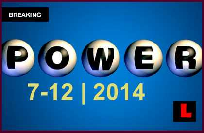 Powerball Winning Numbers July 12, 2014 7/12/14 Results Tonight Released 2014