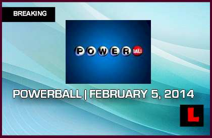 Powerball Winning Numbers Last Night? February 5, 2014 2-5-14 Results Reach $215M