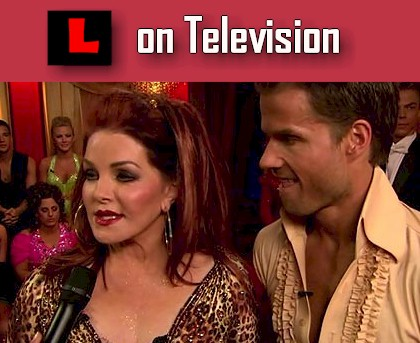 priscilla presley dancing with the stars