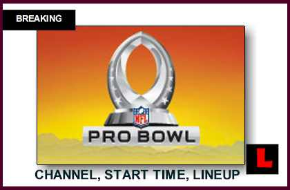 Pro Bowl 2015 Football Game: Channel, Start Time Prompts Line Up Today