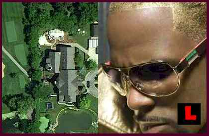 R Kelly Mansion Heads to Foreclosure photos house