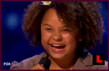 Rachel Crow Mercy Shocks The X Factor Audience