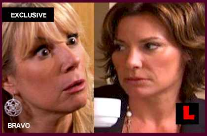 Ramona Singer, Countess LuAnn Trademarks Heat Up RHONY: EXCLUSIVE