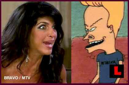 Real Housewives of Detroit Heads to MTV with Beavis and Butt-Head