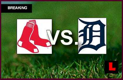 Red Sox vs Tigers 2013 Score: Game 4 Heads into 5th Inning
