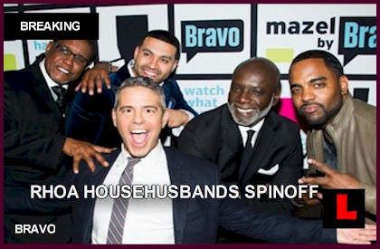 Peter Thomas, Greg Leakes, Todd Tucker Ink Spinoff RHOA Househusbands