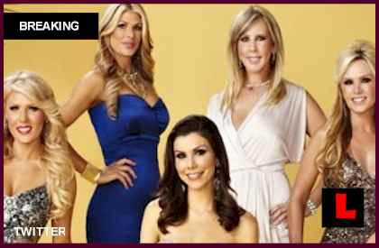 Real Housewives of Orange County Reunion 2012 - Who is Getting Fired on RHOC