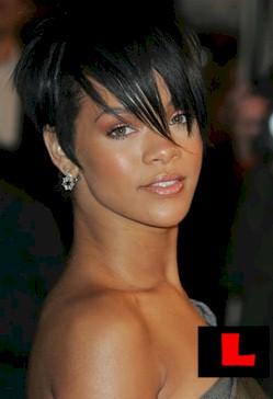Rihanna, New Haircut, PICTURES, Haircutting, Hairstyle, HAIRCUT