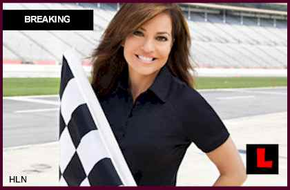 Robin Meade National Anthem Performance Heads to NASCAR Daytona Race