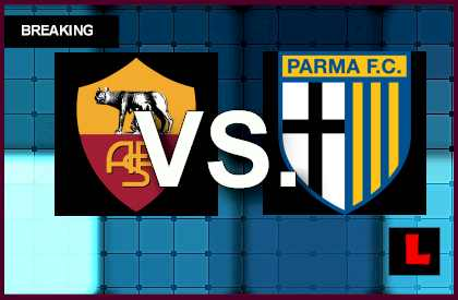 Roma vs parma 2014 score prompts battle for serie a table - Italy serie a table and results ...