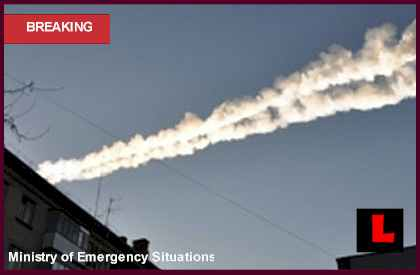 Russian Meteor Today 2013: Chelyabinsk, Kazakhstan Suffers Damage
