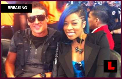 Ryan Lochte Girlfriend 2012 Mystery Prompts K.Michelle Response