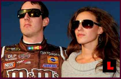Samantha Sarcinella and Kyle Busch Married