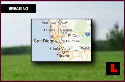 San Diego Earthquake Today 2012 Felt Across Southern California