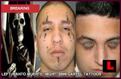 Decapitated Bodies in Mexico Found with La Santa Muerte Tattoos