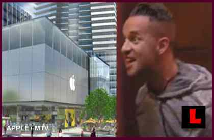 The Situation Apple Store iPod Controversy Erupts