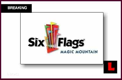 Six Flags Magic Mountain Injury: Hurricane Harbor Fall Reported