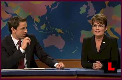 VIDEO! Watch video of the Palin Rap on SNL! Here's the video of the