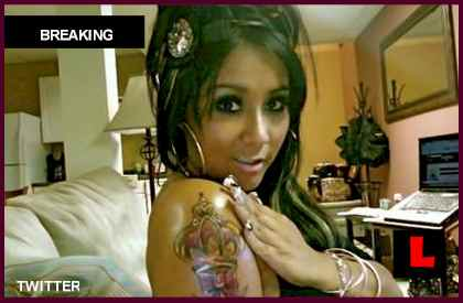 Snooki Baby Pictures on Snooki Pregnant     Baby Birth With Jionni Lavalle To Be Featured On