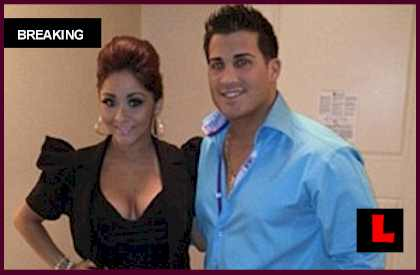 Snooki Wedding Revealed - Jionni LaValle and Snooki Are Engaged
