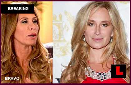 Sonja Morgan Tooth Loss Gets Pickles; Carole Radziwill Shines Goldie