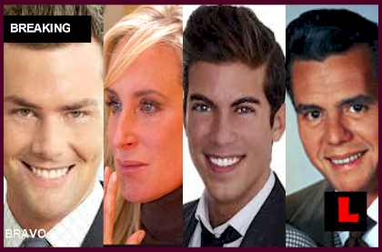 Ryan Serhant Ex Girlfriend Sonja Morgan Helps Luis D Ortiz on MDLNY?