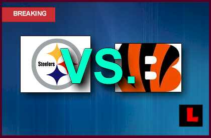 Steelers vs. Bengals 2013 Tonight: Suisham Scores on First Drive football