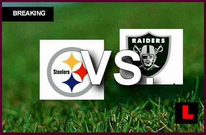 raiders game today live