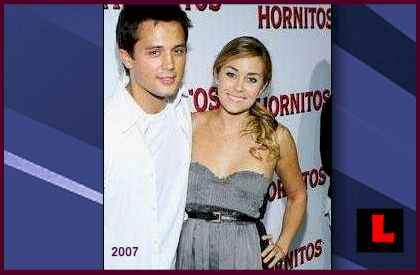 Stephen Colletti Lauren Conrad Ready for Hills Finale