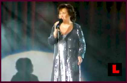 Susan Boyle QVC Performance