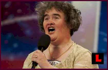 Susan Boyle May 23 YouTube