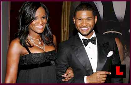 Usher, Tameka Foster Raymond TAPE Scandal Erupts