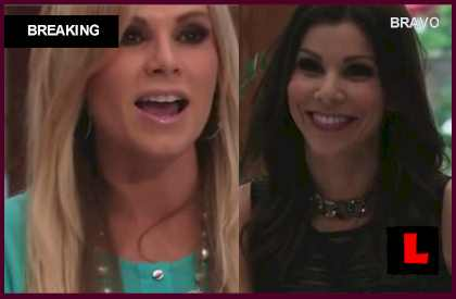 Tamra Barney, Heather Dubrow Still Friends after GoodDayLA, Fake Ring?