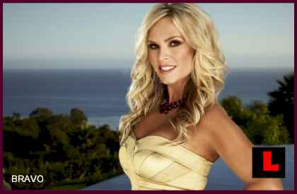 Tamra Barney and Eddie Judge Soak up New OC Housewives