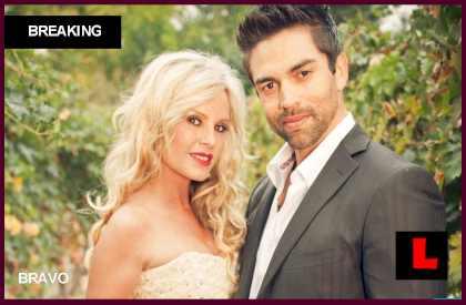 Eddie Judge First Marriage Revealed in Tamra's OC Wedding