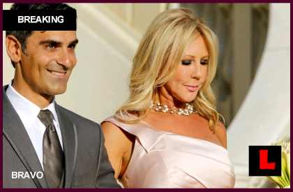 Vicki Gunvalson Cries in Tarma's OC Wedding Debut