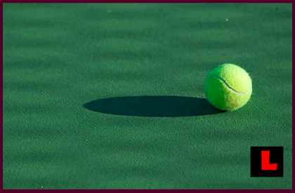 Andrew McDougall, Tennis Line Coach, Injured by David Nalbandian