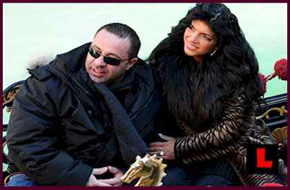 Joe Giudice Non Girlfriend Confusion