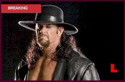 The Undertaker Not Dead Mark William Calaway Battles Fake Death Report
