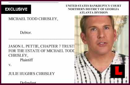 Todd Chrisley Bankruptcy: Julie Chrisley Ordered to Mediation - EXCLUSIVE