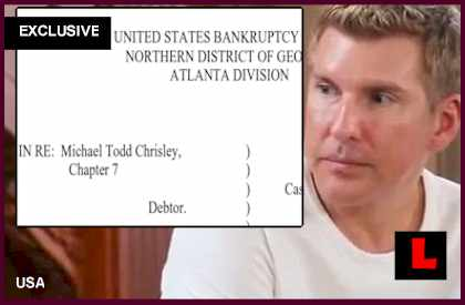 How did Todd Chrisley Make his Money: Julie Chrisley Sued Twice - EXCLUSIVE